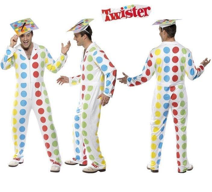 Disfraz del juego del Twister