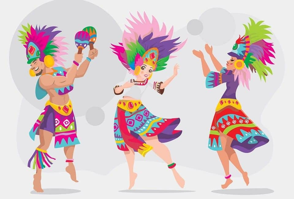 disfraces de carnaval para mujer