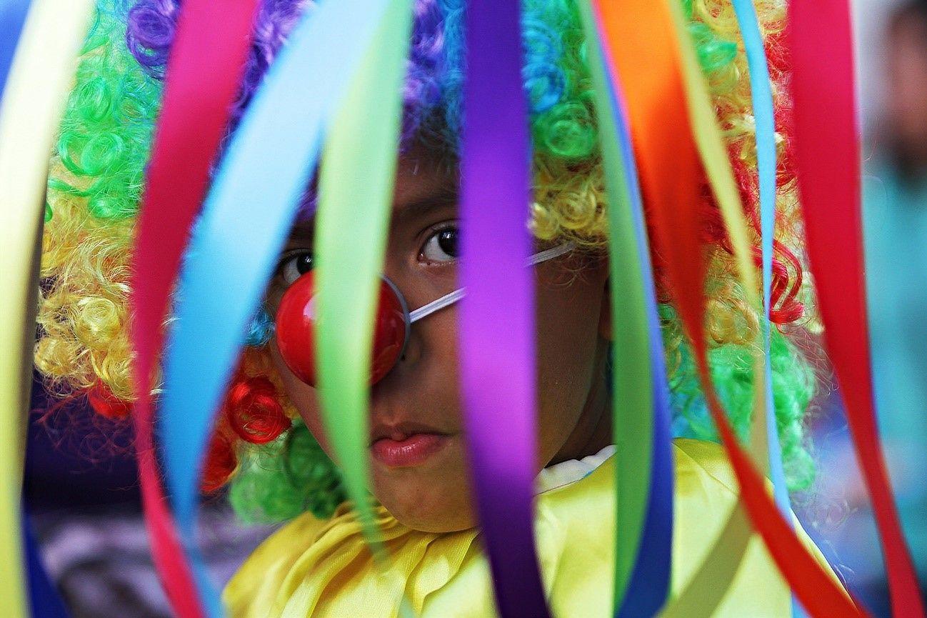 disfraces de carnaval para niño